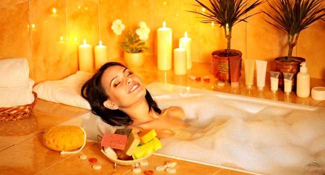 5 идеи за релаксираща ароматна вана