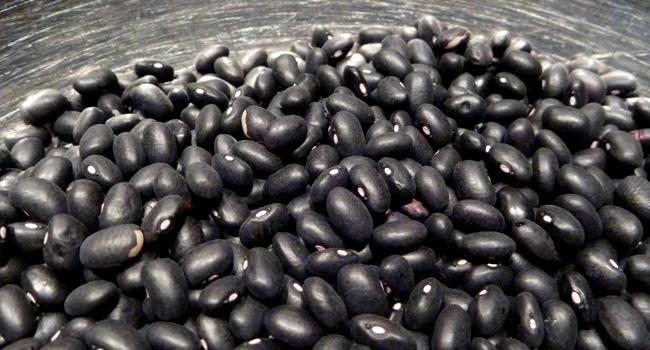 здравословни храни - черен боб