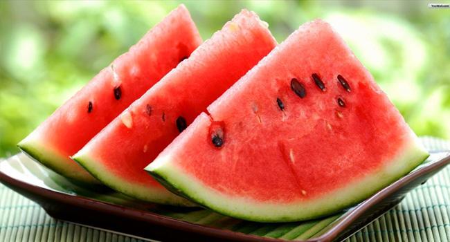 здравословни храни - диня