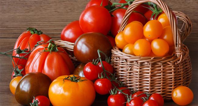 здравословни храни - домати