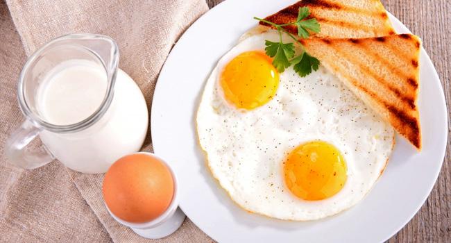 здравословни храни - яйца