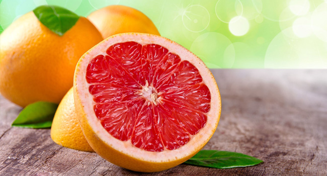 здравословни храни - грейпфрут
