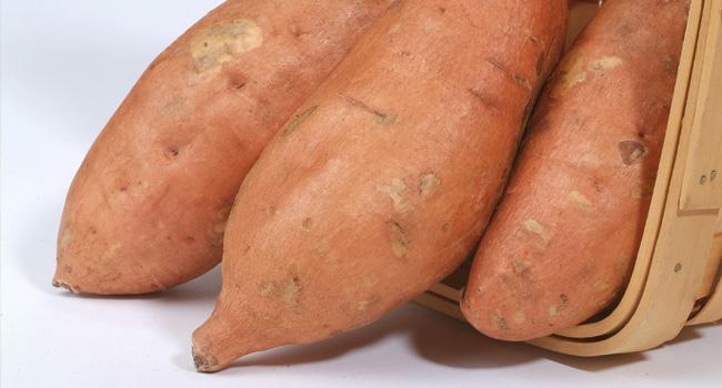 здравословни храни - сладки картофи