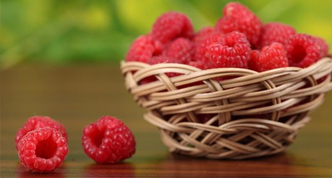 здравословни храни - малини
