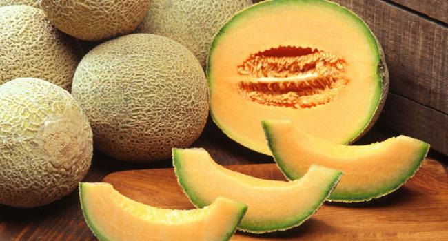 здравословни храни - пъпеш