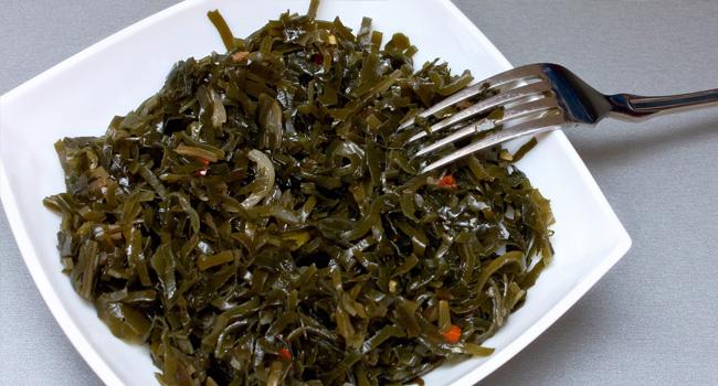 здравословни храни - водорасли
